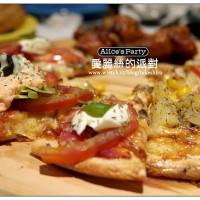 台中市美食 餐廳 異國料理 義式料理 愛麗絲的派對‧手工披薩吃到飽童話餐廳 照片