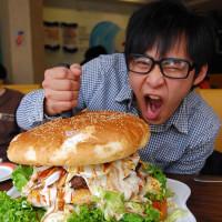 台中市美食 餐廳 異國料理 美式料理 Hawaii51美式餐廳 照片