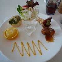 台中市美食 餐廳 異國料理 義式料理 kiwi義大利麵 照片