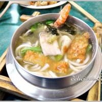 新北市美食 餐廳 中式料理 小吃 田田鍋燒麵牛肉麵 照片