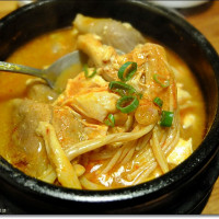 台中市美食 餐廳 異國料理 韓式料理 Tofu 35韓式豆腐鍋 照片