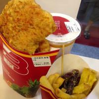 台中市美食 餐廳 速食 速食其他 3個傻瓜蔬脆雞排專賣店 照片