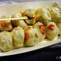 新竹市美食 攤販 台式小吃 徐記福州包 照片