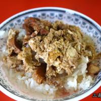 雲林縣美食 攤販 台式小吃 老等油飯麵線糊 照片