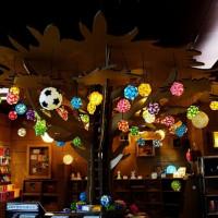 南投縣美食 餐廳 火鍋 紙箱王餐廳日月潭店 照片