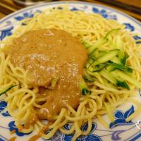台北市美食 餐廳 中式料理 麵食點心 陳家涼麵 照片