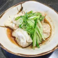 台北市美食 餐廳 中式料理 麵食點心 龐太餛飩舖子(市民店) 照片