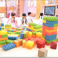 ♥ 糖糖 ♥在湯姆貝貝親子樂園(新光左營店) pic_id=6216712