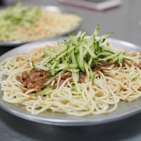台北市美食 餐廳 中式料理 麵食點心 柳家涼麵 照片