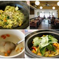 台北市美食 餐廳 素食 素食 陽光花園蔬食主義 照片