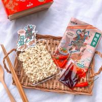 【宅配拌麵】媽祖興食品神氣麵:碗開三麵吃了有如神助,有吃有保佑!