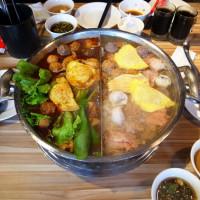 台北市美食 餐廳 火鍋 羊肉爐 何善之涮羊肉 照片