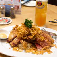 台北市美食 餐廳 異國料理 多國料理 台北寶萊納啤酒餐廳慶城一號店 照片