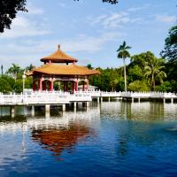 台南市休閒旅遊 景點 公園 台南公園 照片