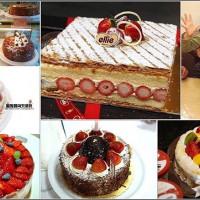 台北市美食 餐廳 烘焙 蛋糕西點 Ellie 耶里西點(八德店) 照片