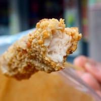 台北市美食 攤販 鹽酥雞、雞排 緯大雞排專賣店 照片