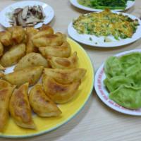 台北市美食 餐廳 中式料理 麵食點心 常青餃子館 照片