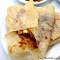 台北市美食 餐廳 中式料理 麵食點心 種福園斤餅牛肉麵店 照片