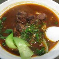 台北市美食 餐廳 中式料理 麵食點心 神仙 . 川味 .牛肉麵 照片