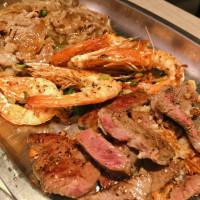 台北美食/社子市場 福客鐵板燒 去骨雞腿/菲力