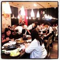 台北市美食 餐廳 異國料理 韓式料理 雪嶽山(美麗華) 照片