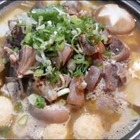 台北市美食 餐廳 火鍋 羊肉爐 羊肉湯鍋車庫羊肉爐 照片
