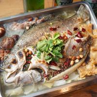 台南大媽走天下在魚老鐵・烤魚 pic_id=6674089