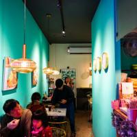 【金花碳烤吐司專賣-板橋店】板橋區早午餐推薦~吃碳烤吐司能還看見彩虹🌈?起司控被浮誇熔岩起司瀑布壁咚?芋頭控在這芋見幸福💕!板新站早午餐推薦!