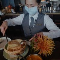 廖嘉妤在Saffron46印度餐廳 pic_id=6745239