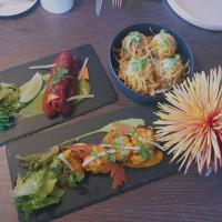 廖嘉妤在Saffron46印度餐廳 pic_id=6745236