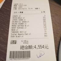 廖嘉妤在Saffron46印度餐廳 pic_id=6745244