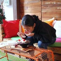 【台中冰品】壹善亭 일선정 韓式創意冰品 。貝殼沙灘可以吃?美得像幅畫且富有童趣的海洋悠悠,還有撒了滿滿巧克力脆片,入口即化的超夯韓國雪冰,都是逛中華夜市必吃甜點!