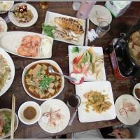 台南市美食 餐廳 中式料理 台菜 萬香炭烤羊排火鍋 照片