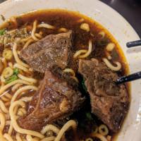 【新竹食記】竹北文化城牛肉麵 - 半筋半牛竹北必吃紅燒牛肉麵