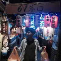 台南市美食 餐廳 餐廳燒烤 串燒 秋收炭烤 照片