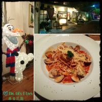 台南市美食 餐廳 異國料理 義式料理 庫肯花園 照片