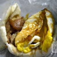 台南市美食 攤販 台式小吃 一點刈包 照片