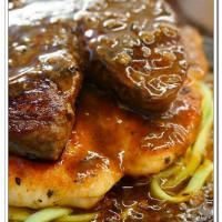 台南市美食 餐廳 異國料理 美式料理 BK板塊牛排 照片