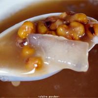 台南市美食 餐廳 飲料、甜品 甜品甜湯 石家阿美綠豆湯 照片