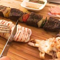 台南市美食 餐廳 異國料理 異國料理其他 OLGA-俄羅斯烤肉 照片