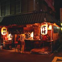 台北市美食 餐廳 餐廳燒烤 串燒 竹村居酒屋 照片
