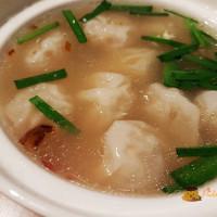 新北市美食 餐廳 中式料理 麵食點心 老曹餛飩麵 照片