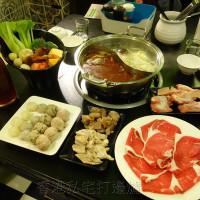 台北市美食 餐廳 火鍋 麻辣鍋 香港私宅打邊爐 照片
