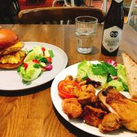台北市美食 餐廳 異國料理 法式料理 哈古小館 au petit cochon 照片