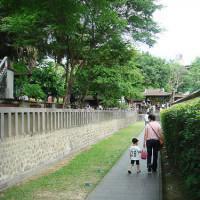 新北市休閒旅遊 景點 古蹟寺廟 林家花園 照片