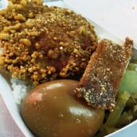 高雄市美食 餐廳 中式料理 小吃 阿英排骨飯 照片
