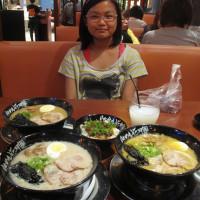 台北市美食 餐廳 異國料理 日式料理 花月嵐拉麵 (阪急店) 照片