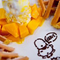 高雄市美食 餐廳 咖啡、茶 咖啡館 鬆餅先生 (三多店) 照片