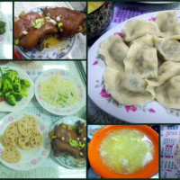 台北市美食 餐廳 中式料理 麵食點心 安安小館 照片