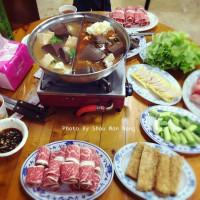 台北市美食 餐廳 火鍋 麻辣鍋 藍記麻辣火鍋 照片